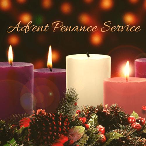 Advent Penance Services Thumbnail Image