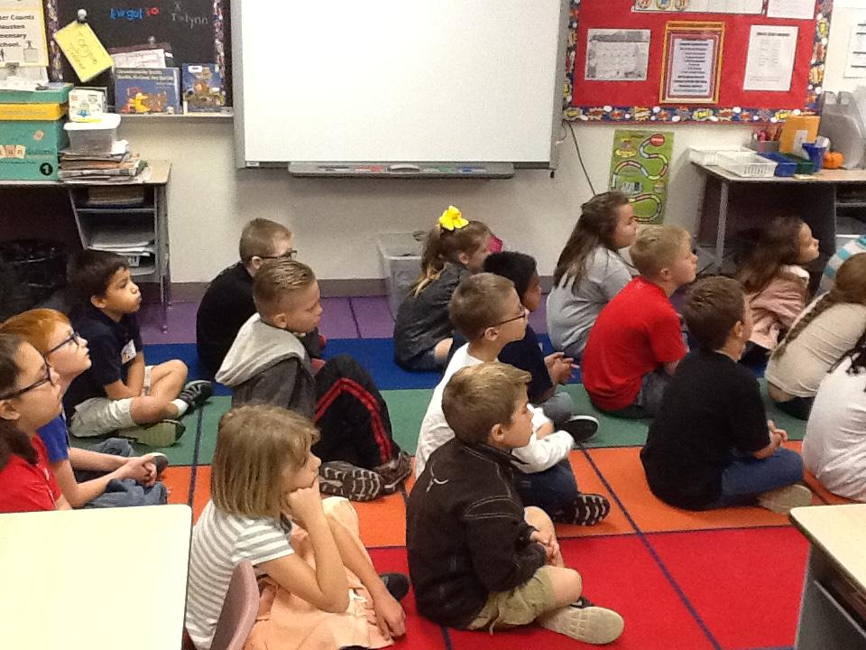 demonstrating listening skills