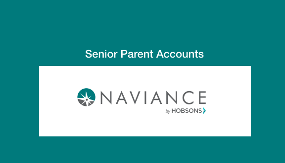 Naviance senior parent accounts