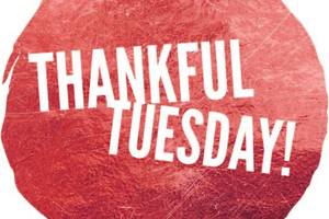 Thankful Tuesdays