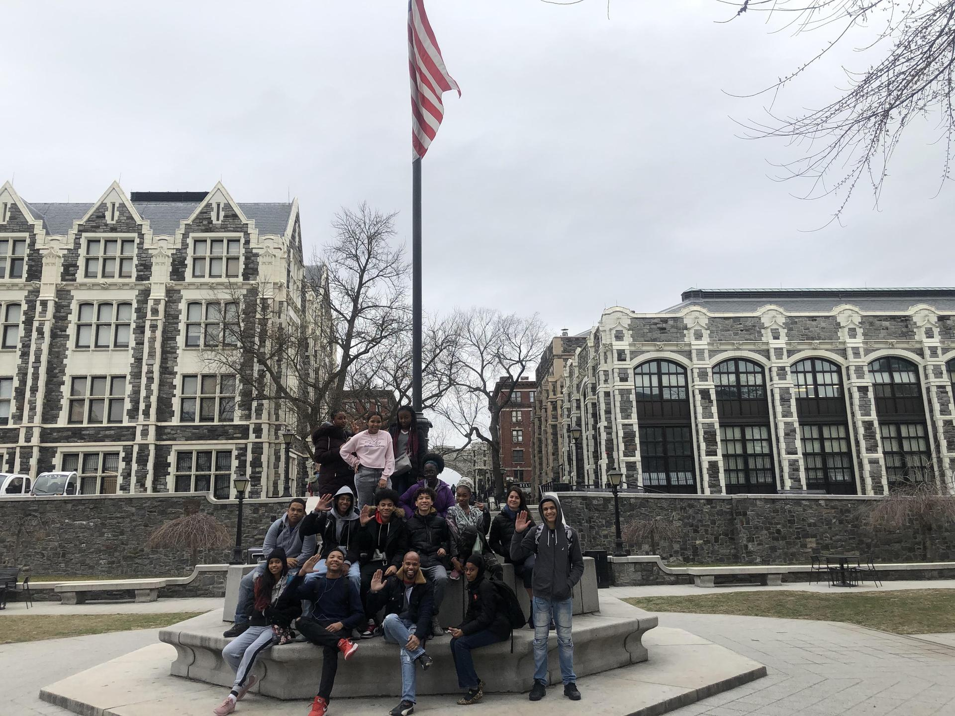 CUNY City College Trip