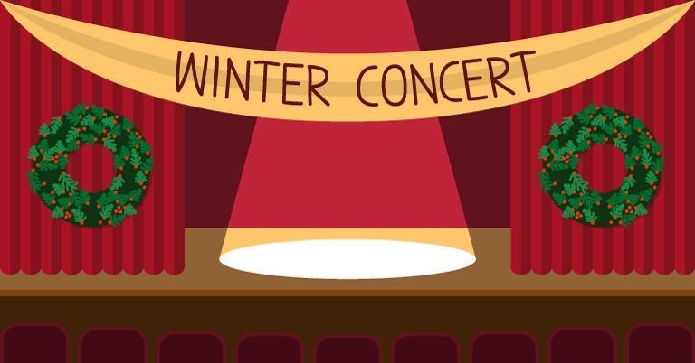 AJHS/AHS Winter Concert Featured Photo