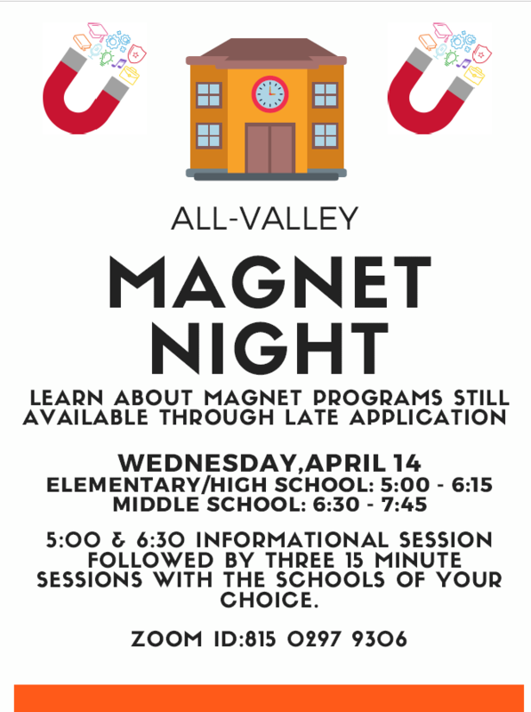 Magnet Night!