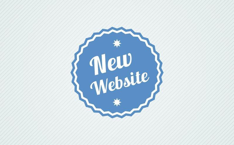 New website badge