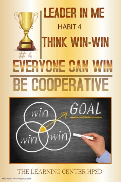 Hab. 4 Think Win-Win