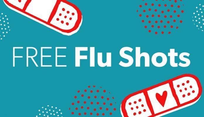 Free Flu Vaccines Thumbnail Image