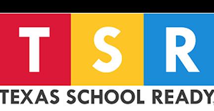 Texas School Ready Logo