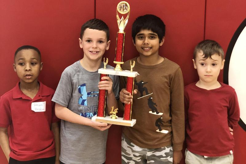 K-2 HLES top Chess Honors
