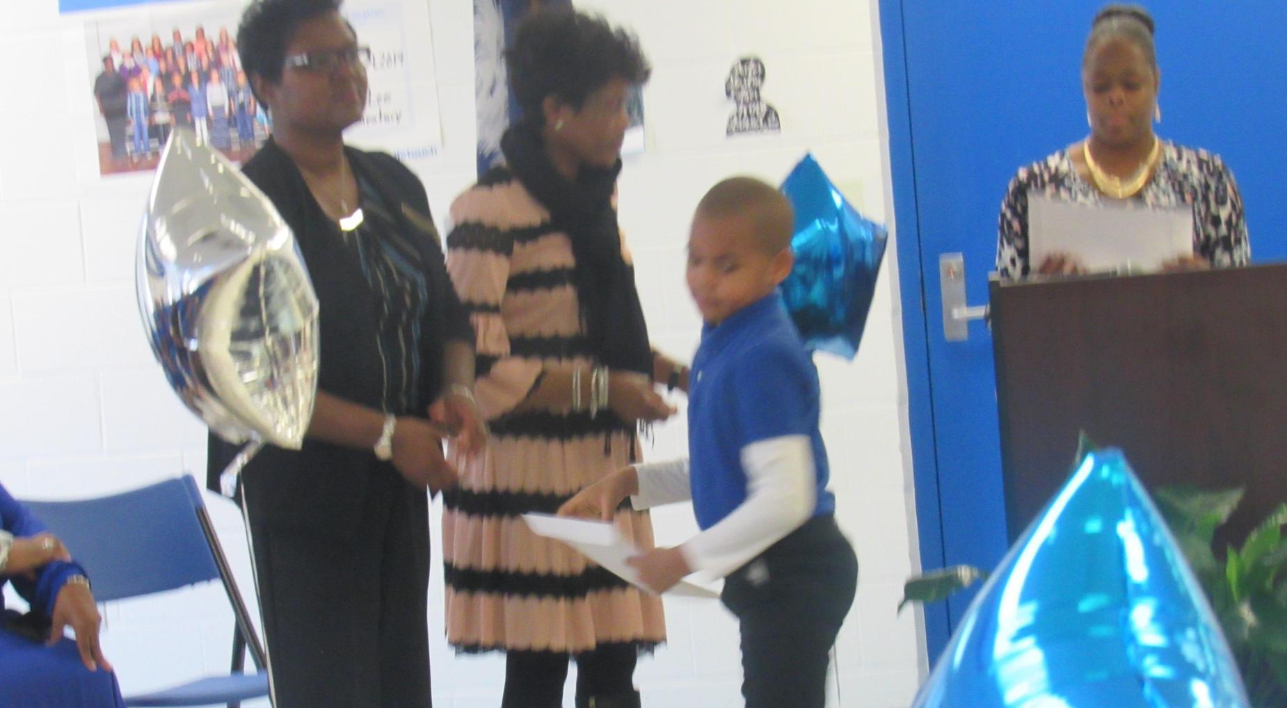 Blue Carpet Awards