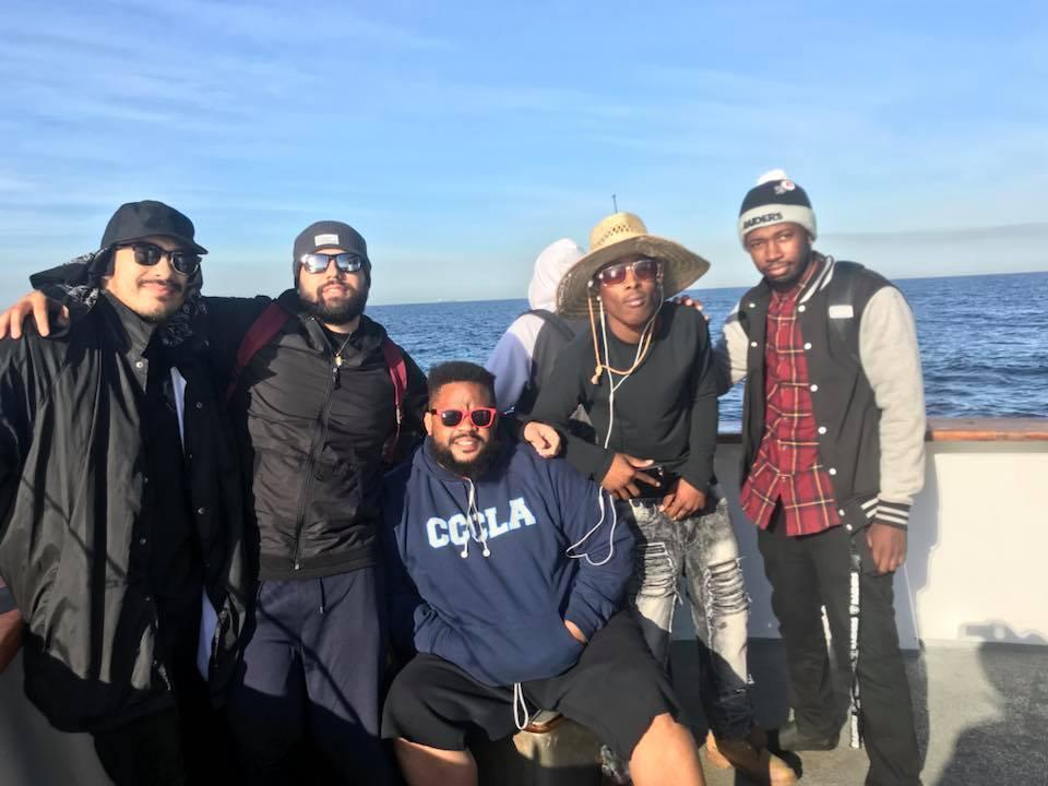 Moreno Valley fishing trip
