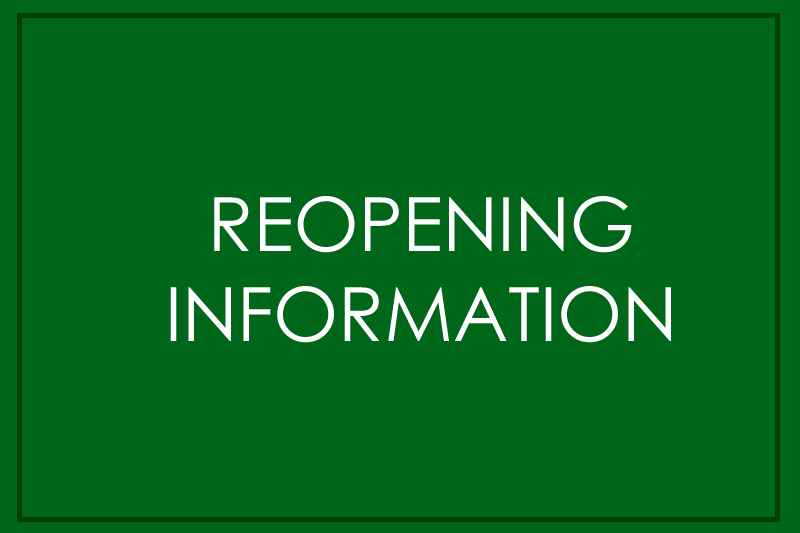 Images Reopening Information