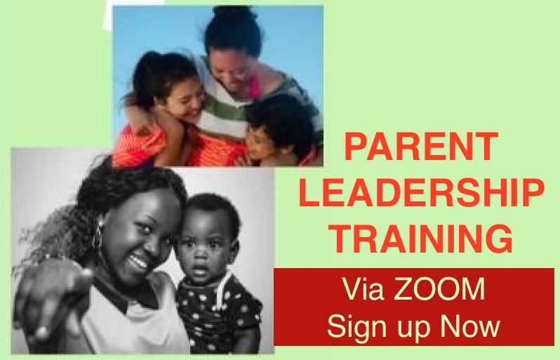 PARENT LEADERSHIP TRAINING Featured Photo