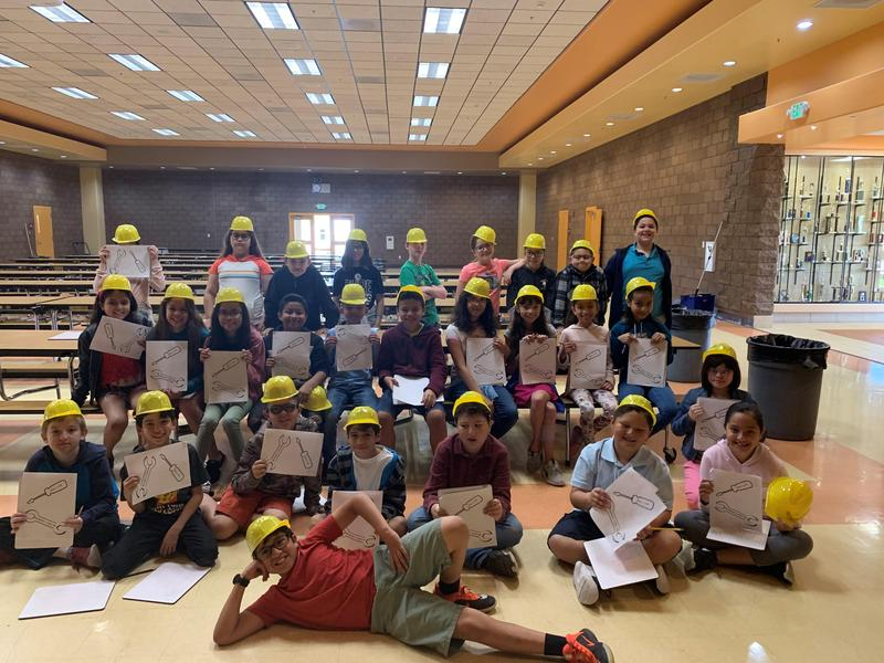 4th Grade Works in Construction Thumbnail Image