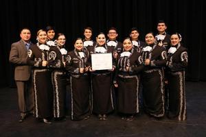 VMHS Mariachi students
