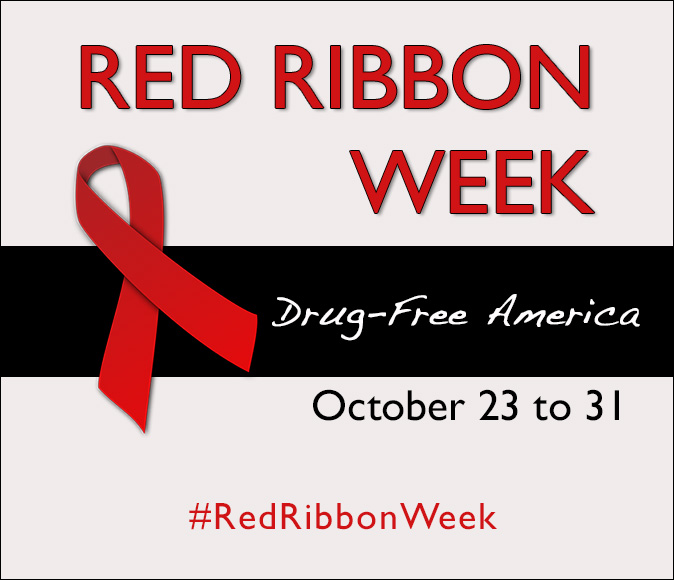 Red Ribbon Week is Here!!! Featured Photo