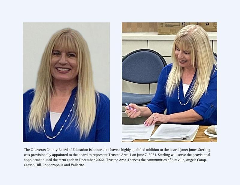 board member Janet