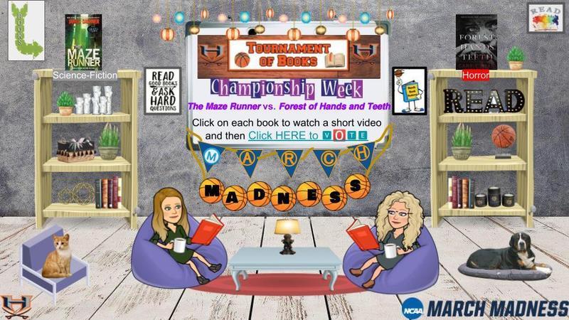 Book Tournament Championship