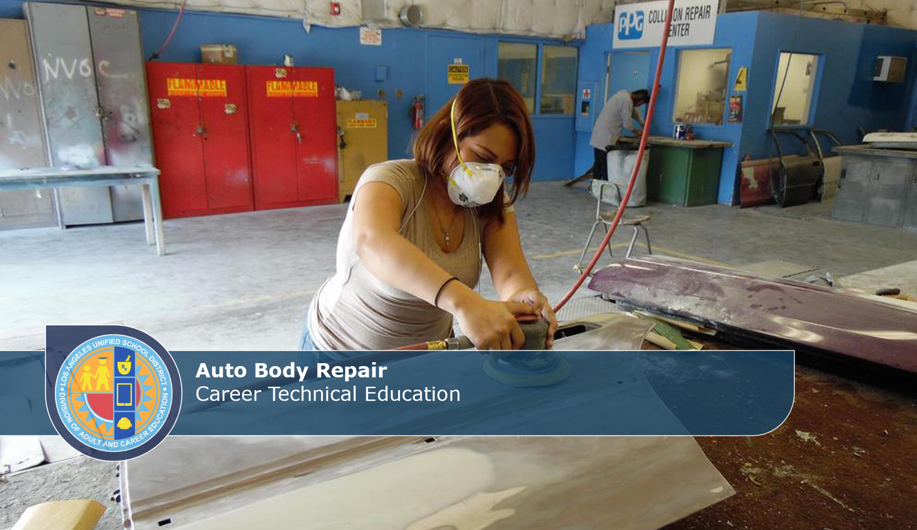 CTE Auto Body Repair