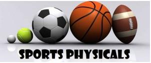 2021 Vallivue & Ridgevue Sports Physicals - August 7th