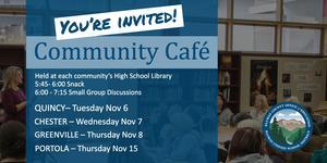 Community Cafe Information