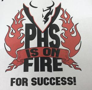 PHS on fire for success