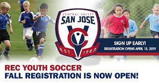 Central Valley San Jose Soccer Logo