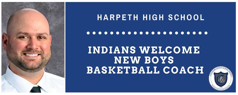 Daniel Moman has been named the new boys basketball coach at Harpeth High School.