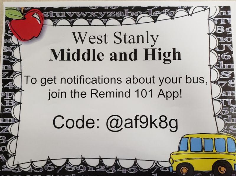 Get Notifications about your bus!!!! Featured Photo