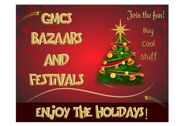 GMCS bazaars