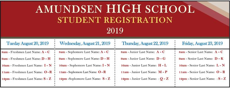 Student Registration Dates and Assignments Featured Photo