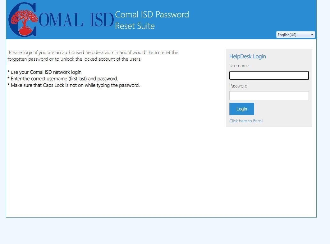 Teachers, reset student passwords here