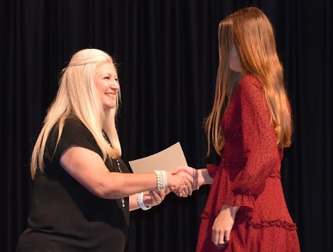 National Honor Society Welcomes New Members
