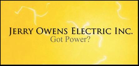 Jerry Owens Logo