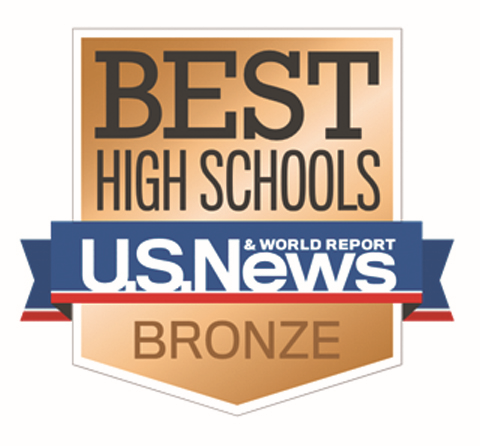 US News & World Report Bronze Banner