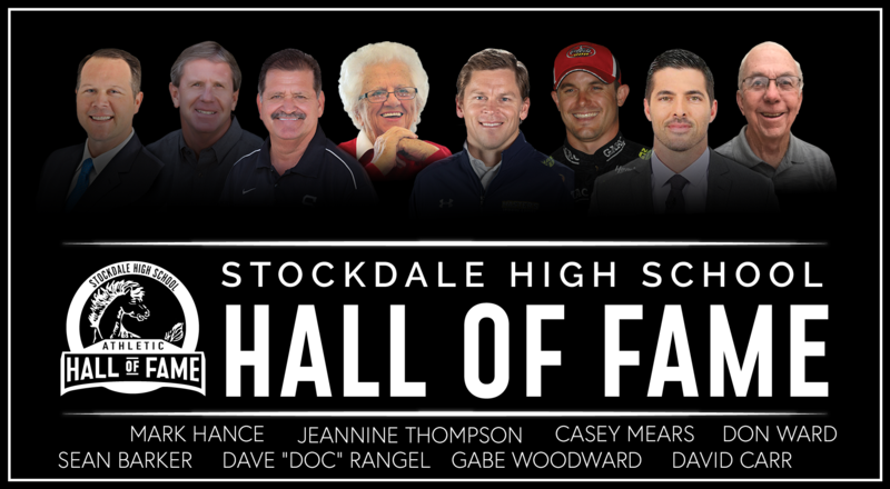 Stockdale High Athletic Hall of Fame Thumbnail Image