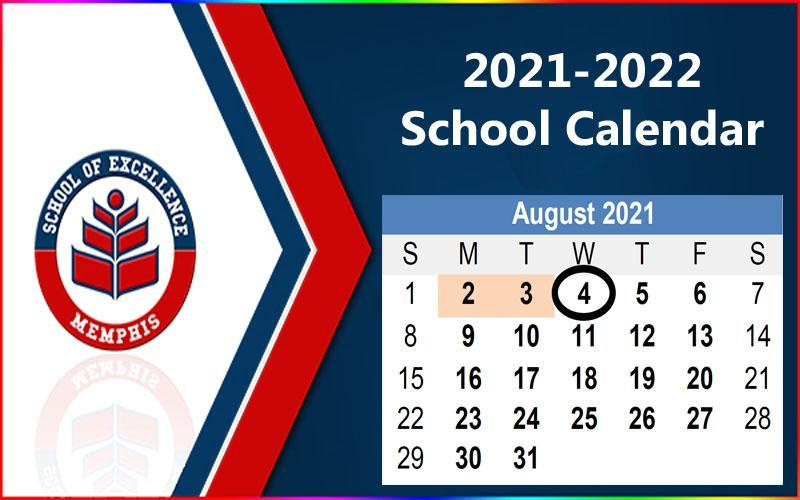Please see the attached school calendar
