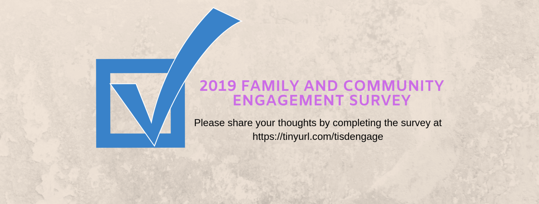 Family and Community Engagement Survey