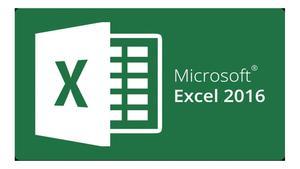 Microsoft Excel 2016 logo