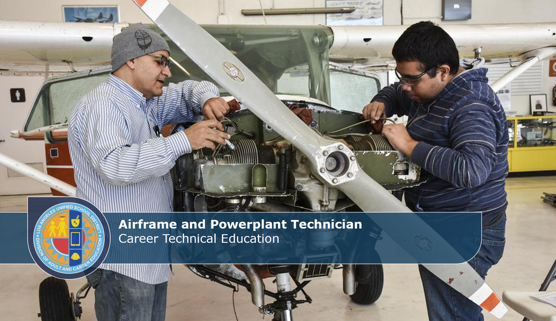 CTE Airframe and Powerplant