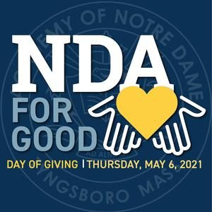 NDA For Good Logo with Date