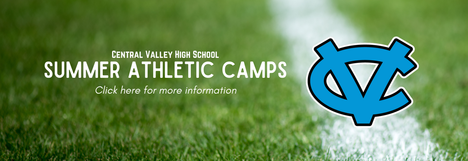 Summer athletic camp info