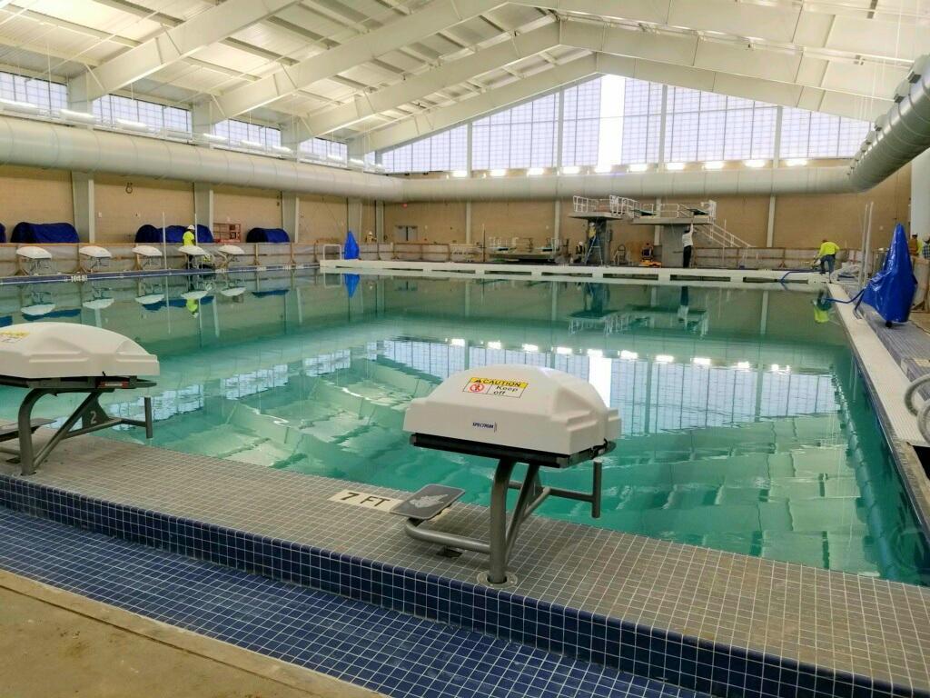 New Aquatic Center