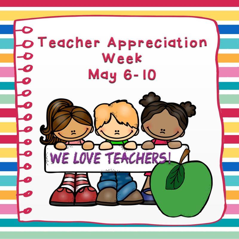 Teacher Appreciation Week Thumbnail Image