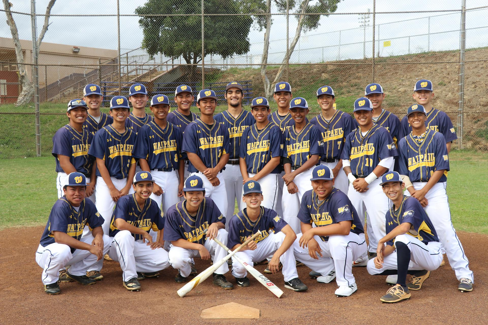 Boys Baseball Team (Varsity)