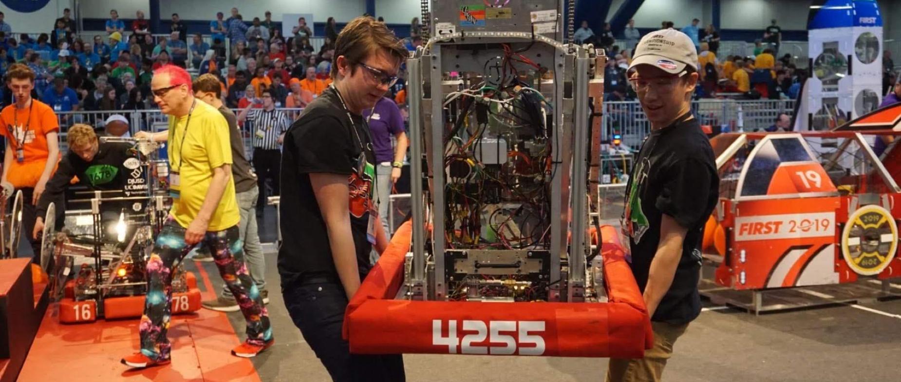 Robotics Event