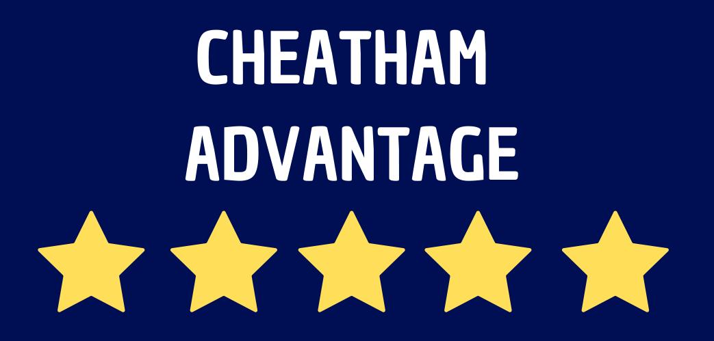 Cheatham Advantage