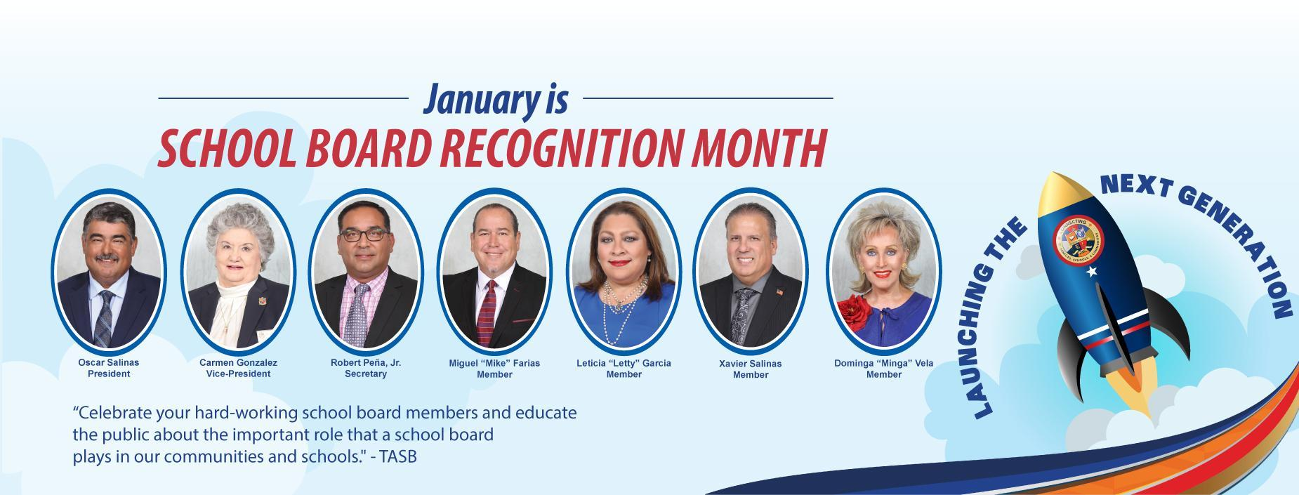 Board Appreciation Month