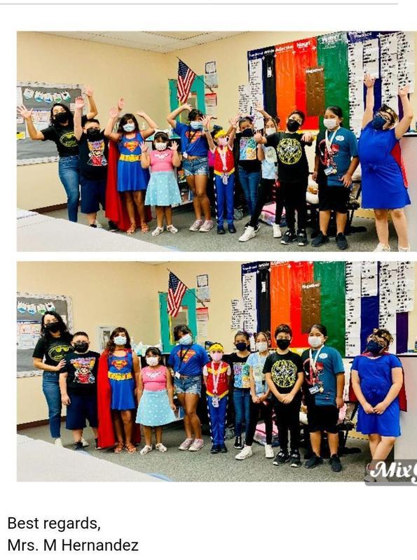 Superhero Day Featured Photo