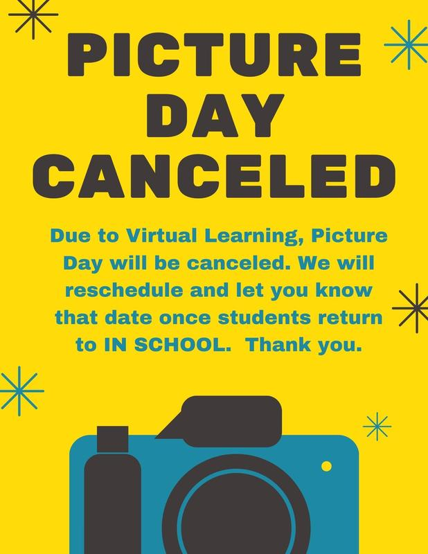 Picture Day Canceled. New Day TBA