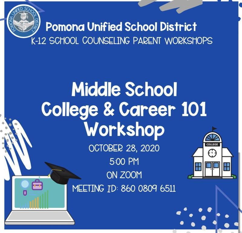 College & Career Workshop